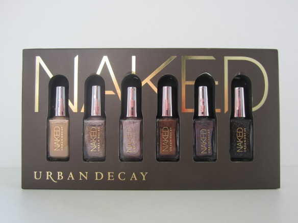 Mlle Délicieuse - Kit Vernis Naked URBAN DECAY