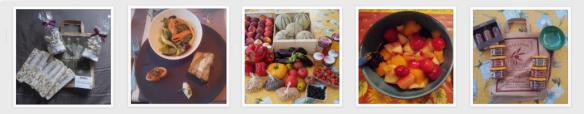 Mlle Délicieuse - Vacances Gourmandises