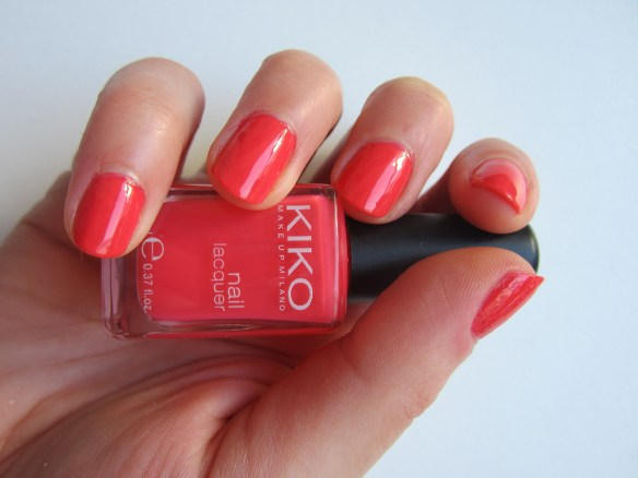 Mlle Delicieuse Corail KIKO