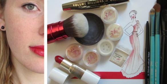 Makeup 3 fées