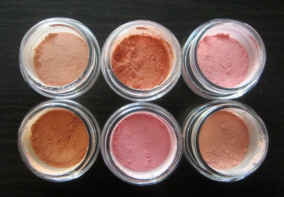 Mlle Delicieuse Blush 3 Fees