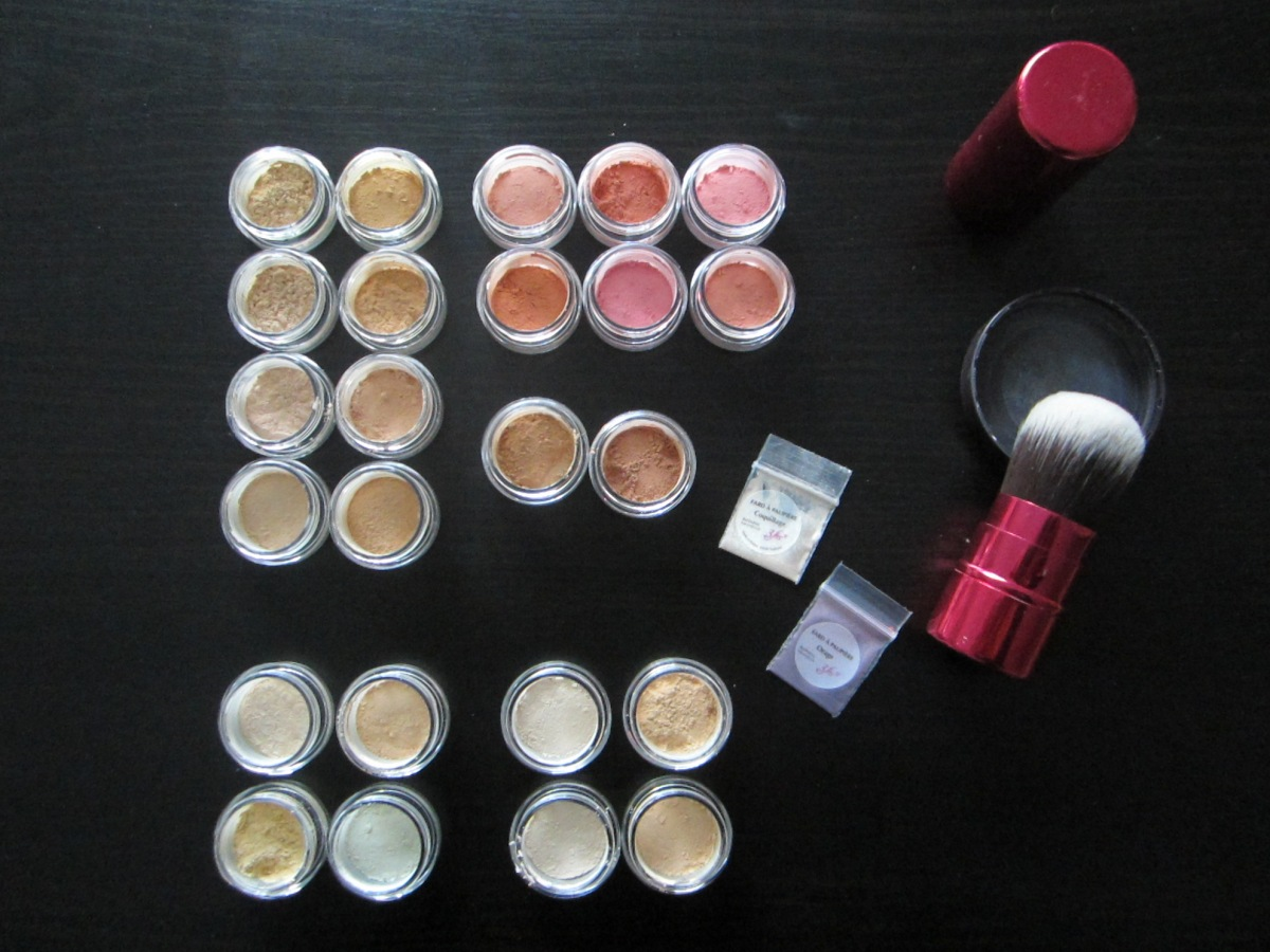 [Maquillage] Maquillage minéral 3 Fées