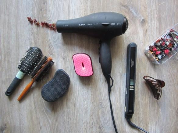 Mlle Delicieuse Stock  2013 Cheveux Appareils, Brosses et Accessoires