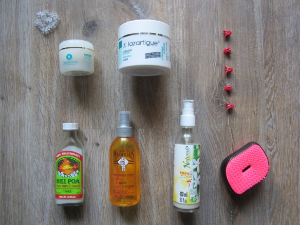 Mlle Delicieuse Stock  2013 Cheveux Avant-Shampooings