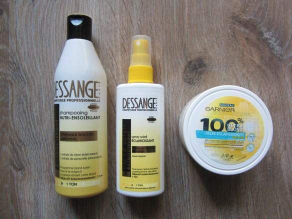Mlle Delicieuse Stock  2013 Cheveux Produits Eclaircissants