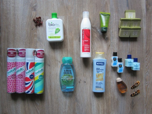 Mlle Delicieuse Stock  2013 Cheveux Shampooings