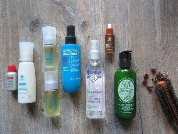 Mlle Delicieuse Stock  2013 Cheveux Soins Après-Shampooings