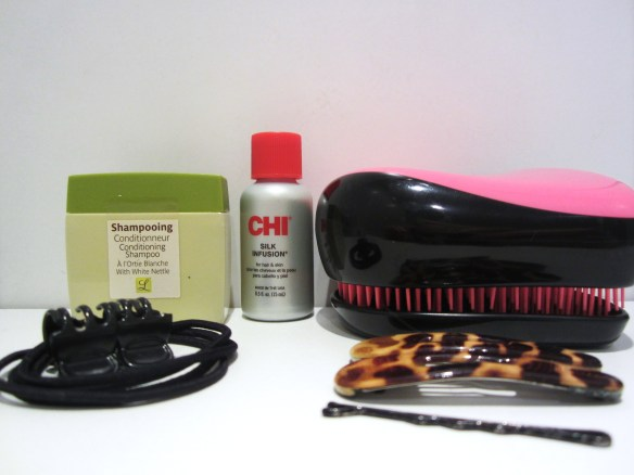 Mlle Delicieuse Vanity Weekend Cheveux