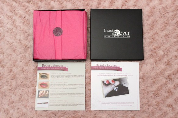 Mlle Delicieuse Coffret Decouverte BEAUTY FOREVER 2