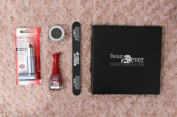 Mlle Delicieuse Coffret Decouverte BEAUTY FOREVER 4