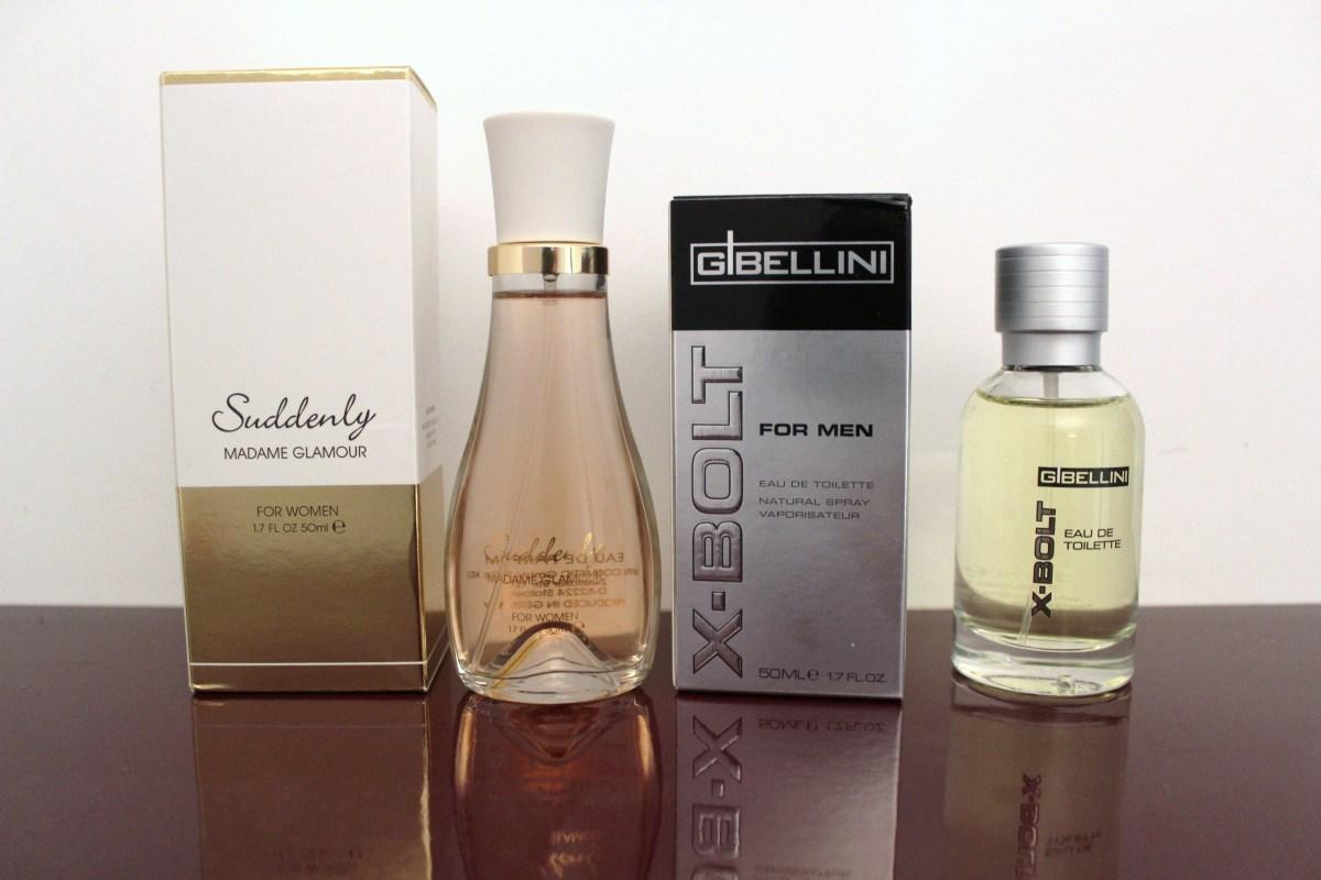 Les parfums Saint Valentin de LIDL