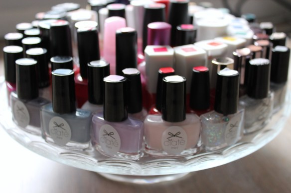 Mlle Delicieuse Stock  2013 Vernis 3