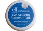 DEMAQUILLANT - ELF Eye Makeup Remover Pads