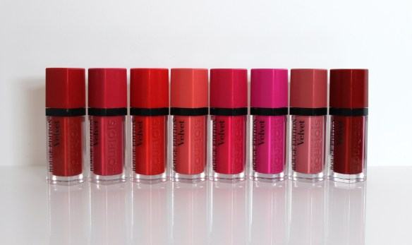 Mlle Delicieuse - Rouge Edition Velvet Bourjois 3