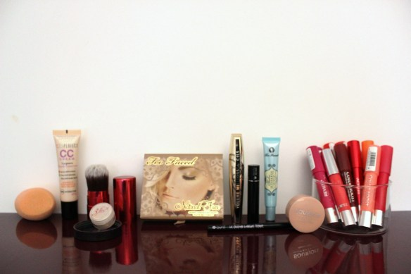 Mlle Delicieuse Routine Make-up