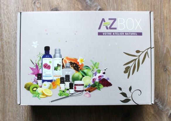 Mlle Delicieuse - AZ Box