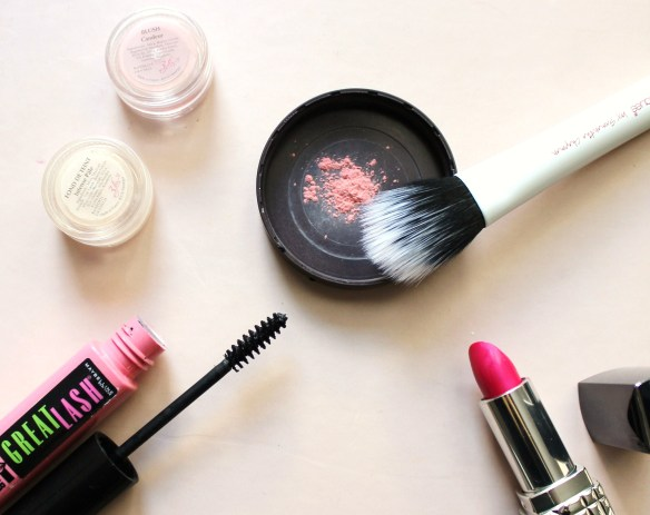 Mlle Delicieuse Maquillage Minimaliste