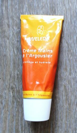 Mlle Delicieuse - Tube Creme Mains a l'Argousier WELEDA