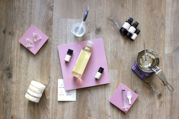 Mlle Delicieuse - Cosmetique Home Made