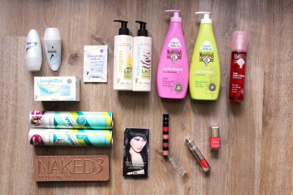 Mlle Delicieuse - Haul Mai 2014