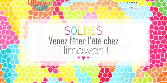 SOLDES - HIMAWARI