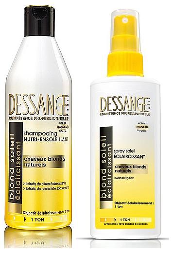 Duo Blond Soleil Eclaircissant DESSANGE