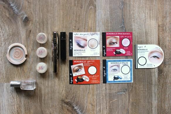 Mlle Delicieuse - Produits Finis 32-33 Juillet-Aout 2014 Makeup